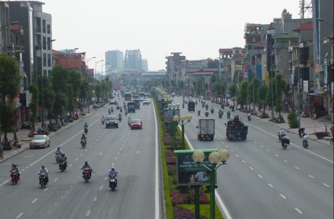 Kế hoạch sử dụng đất huyện Gia Lâm 2017 đã được Hà Nội phêduyệt