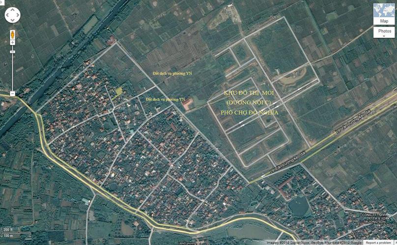 Quy hoạchphường Yên Nghĩa, Đồng Mai – HàĐông